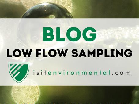 Low Flow (Low Stress) Sampling: is it environmental?