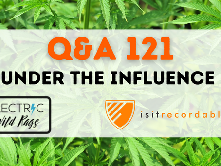 Q121 - Under the Influence