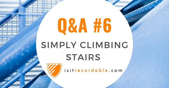 Simply Climbing Stairs