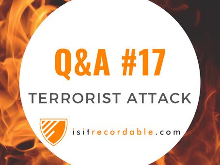 Q17 - Terrorist Attack