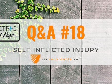 Q18 - Self-Inflicted Injury
