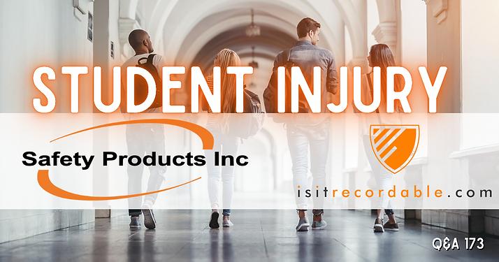 Student Injury