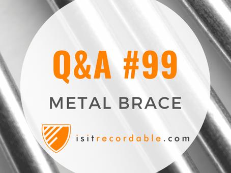 Q99 - Metal Brace