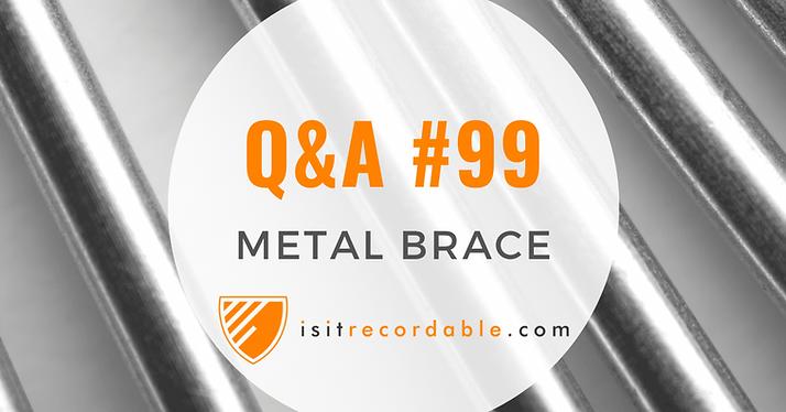 Metal Brace