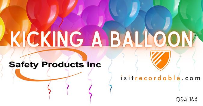 Kicking a Balloon