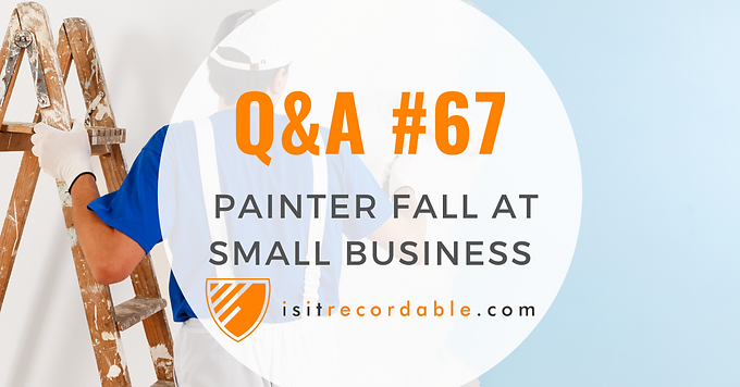 Painter Fall (Small Business)