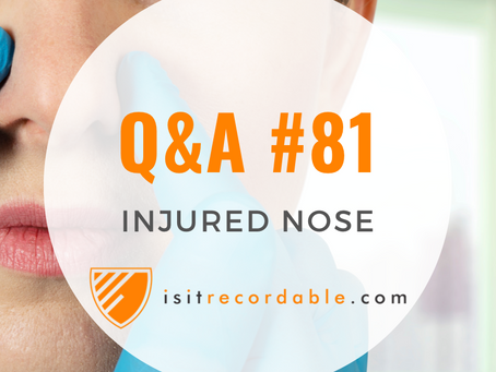 Q81 - Injured Nose