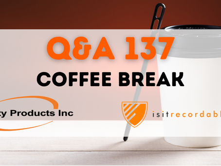 Q137 - Coffee Break (Gas Station)