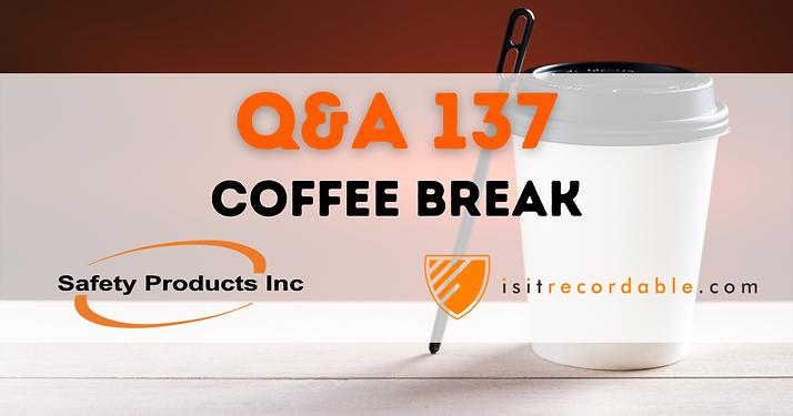 Coffee Break (Gas Station)