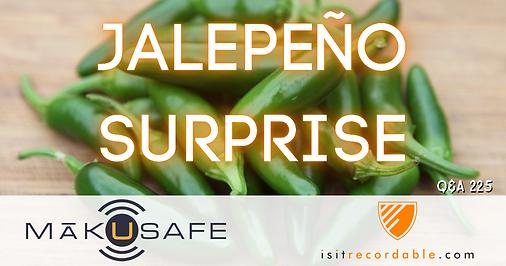 Jalapeño Surprise