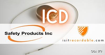 ICD (Implanted Cardiac Defibrillator)