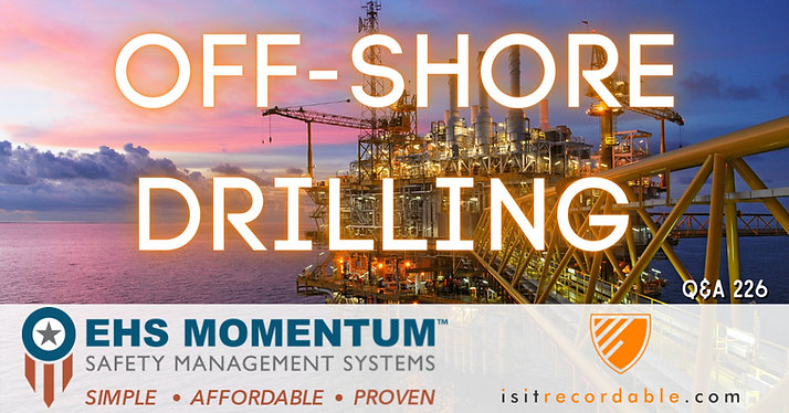 Off-Shore Drilling