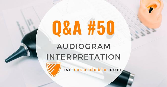 Audiogram Interpretation