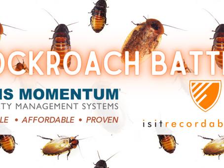 Q162 - Cockroach Battle