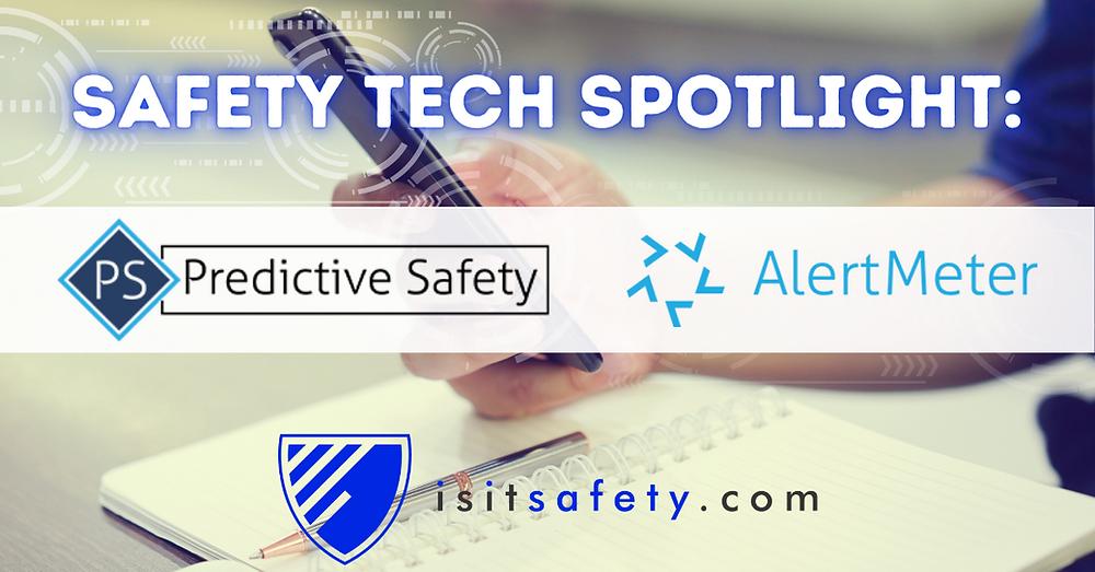 Predictive Safety Alert Meter Technology Tech