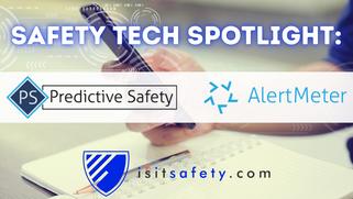 Predictive Safety's AlertMeter