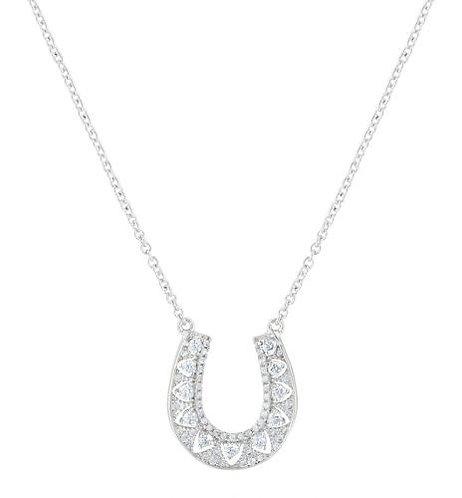 Montana Silversmiths Horseshoe Necklace