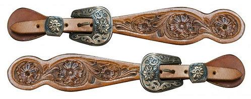 Attaches à éperons Showman / Showman spur straps