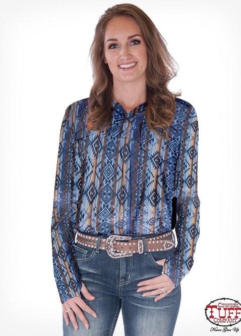 Cowgirl Tuff Shirt (H00653)