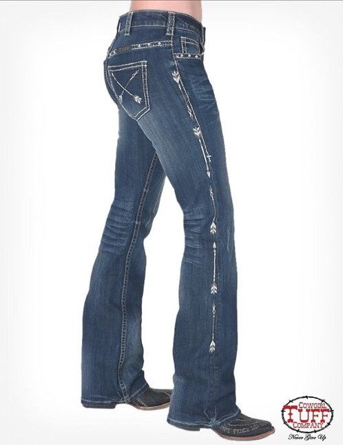 Cowgirl Tuff jeans (Straight Shooter)