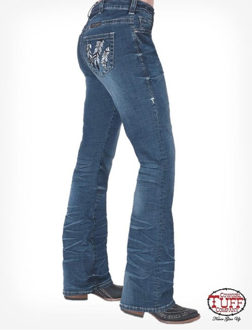 Cowgirl Tuff Jeans (Fly High)