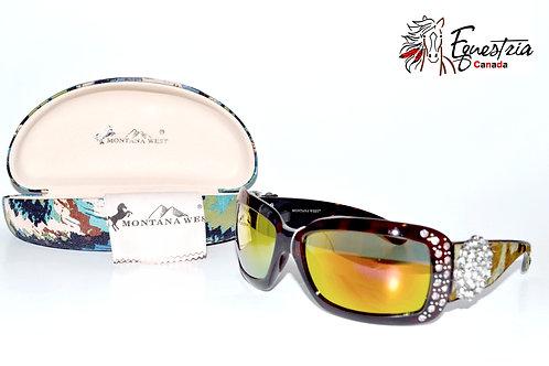 Lunette de soleil armée Montana / Army montana sunglasses