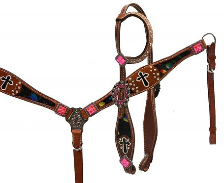 Bride et bricole / Headstall and breastcollar (02012)