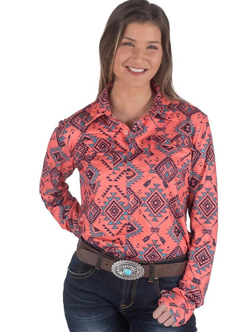 Cowgirl Tuff Shirt (100410)