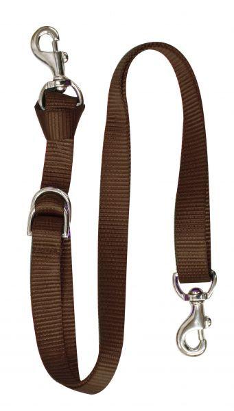 Tie down brun / Brown tie down (19128x)