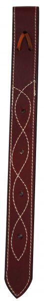 Sanglon en cuir / Leather off billet (175510)