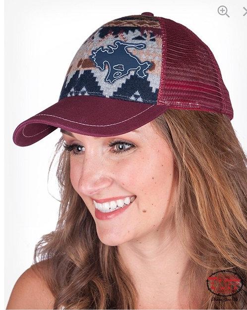 Cowgirl Tuff Cap (H00643)