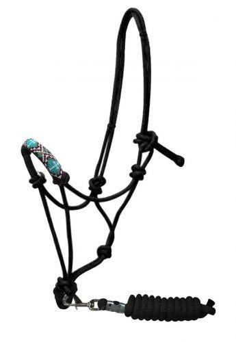 Rope halter (16308)