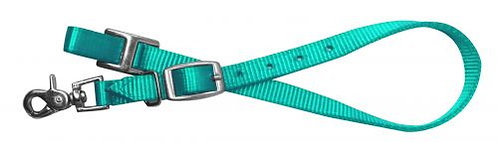 Releveur bricole turquoise/ Turquoise wither strap (19152)