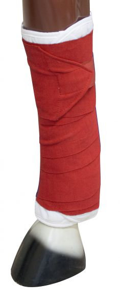 Bandages de repos / Standing wraps