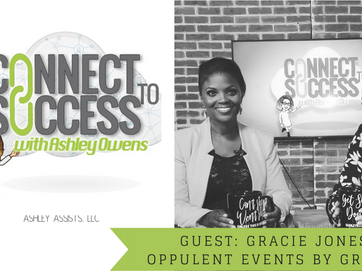 HOW TO BE AS GRACEFUL AS GRACIE WHILE NETWORKING.