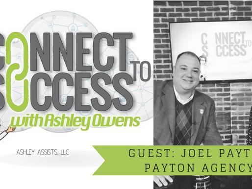 From Marine to Insurance Agent, Joel Payton Wants To Protect What Matters Most.