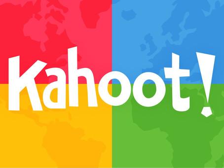 Kahoot a odměna pro všechny soutěžící!