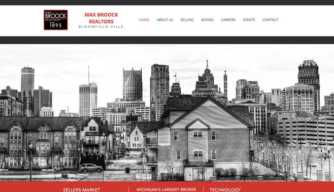 Max Broock Realtors Bloomfield Hills