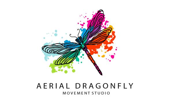 Aerial Dragonfly Logo