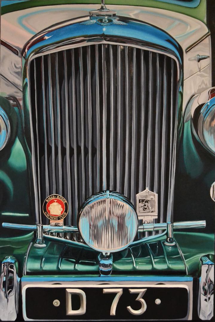Bently-Rolls Royce