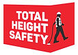 Total Height Safety Logo