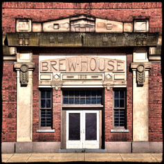 Entrance to Akron Brewery