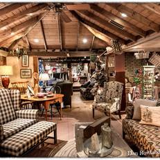 Pine Tree Barn Sales Floor.