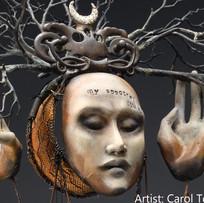 Carol Tomasik Sculpture Super Detail