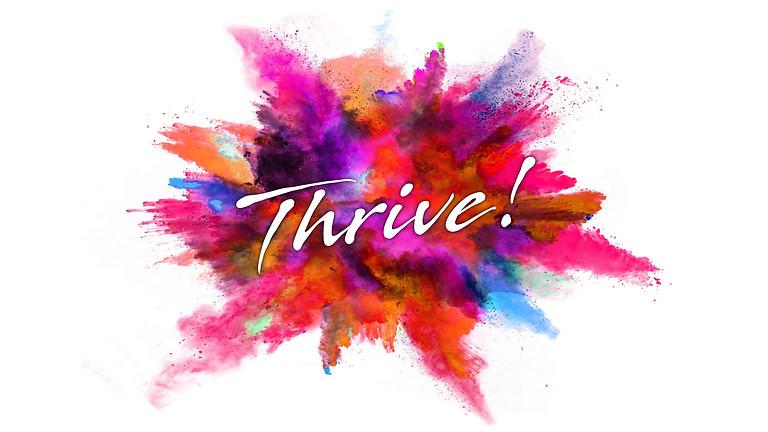 Thrive! Deep Dive (July 12th - 18th)