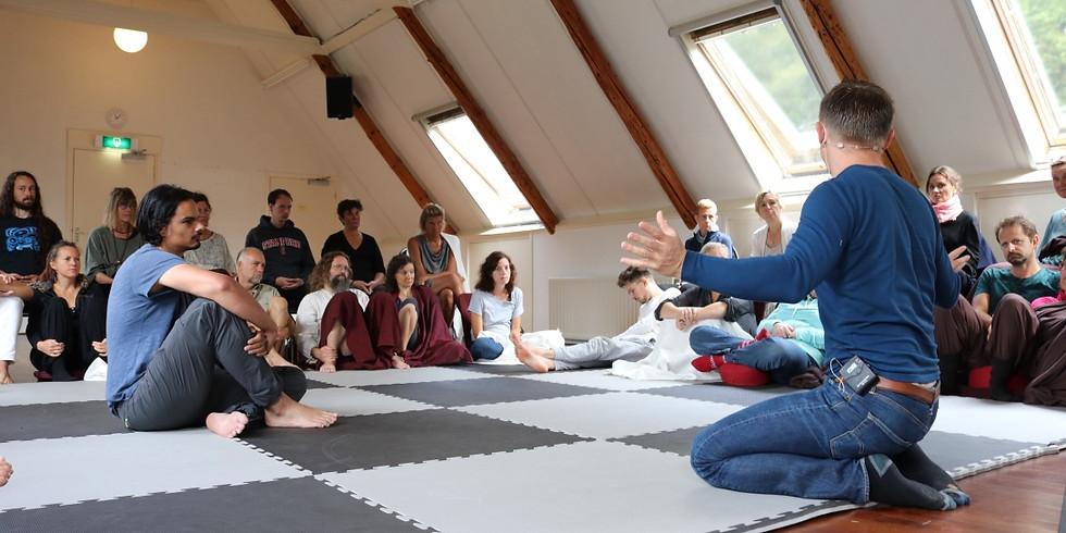 Facilitator-in-Training Retreat (September 10th - 13th)