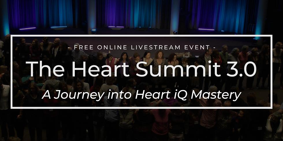 The Heart Summit 3.0 - FREE Online Livestream Event