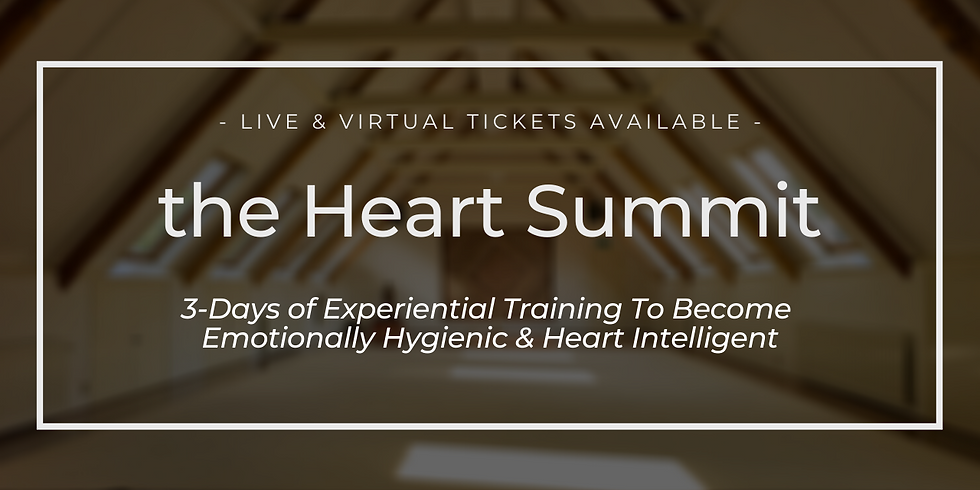 the Heart Summit (December 17th - 20th)