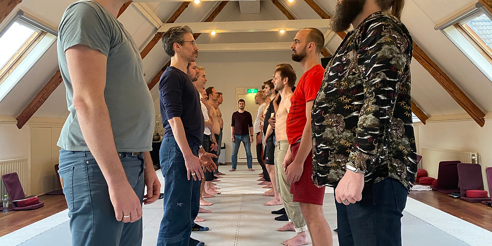Embodied Man Retreat (August 5th - 9th)