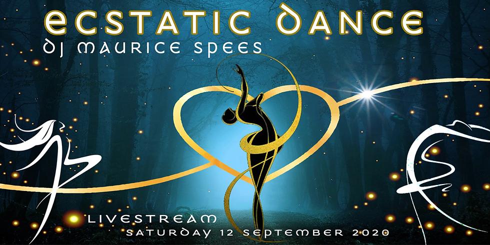 Ecstatic Dance Journey (September 12th)
